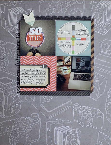 So Me *Studio Calico March Kit*
