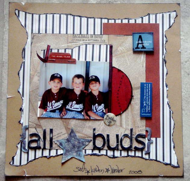 All Star Buds