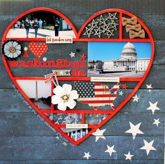 I Love Washington DC