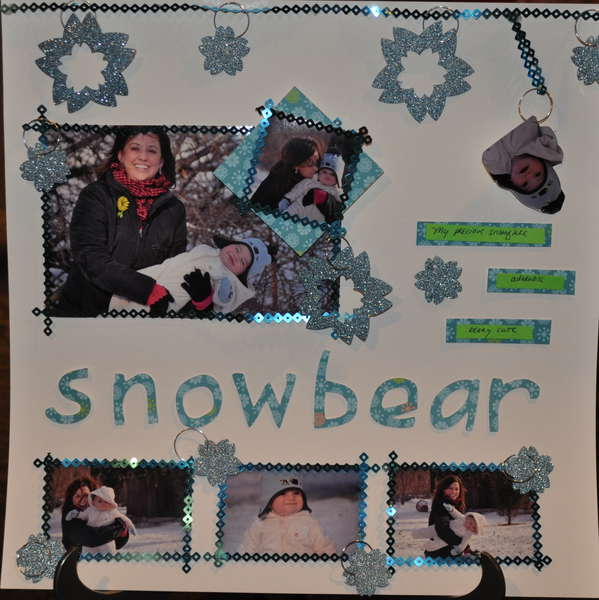 My snowbear