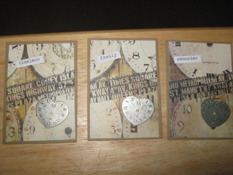 Clock ATC for swap