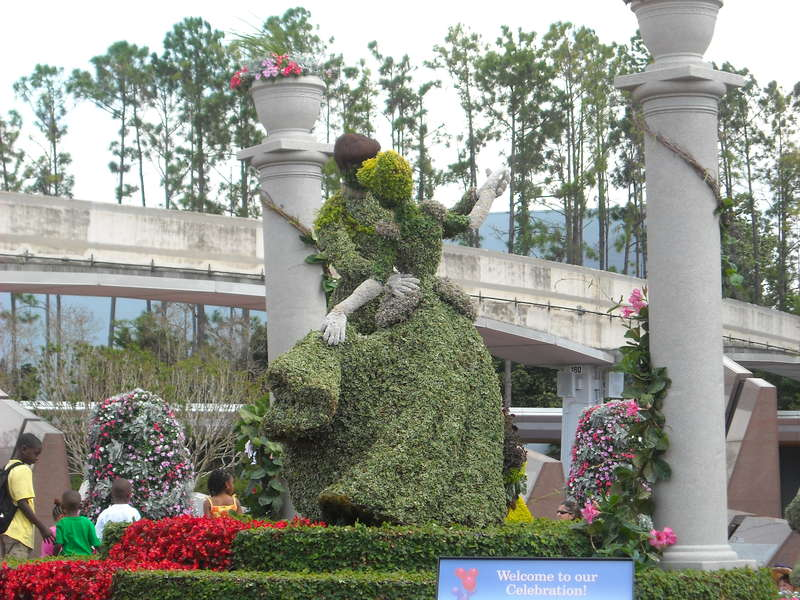 Flower and Garden Festival at EPCOT