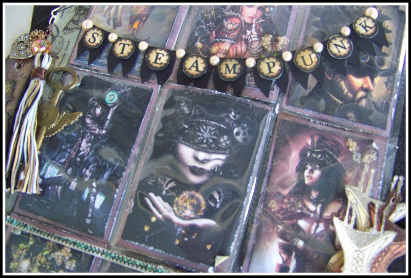 Steampunk Pocketletter