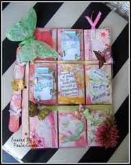 Butterfly Pocketletter