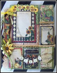 French Country Pocketletter