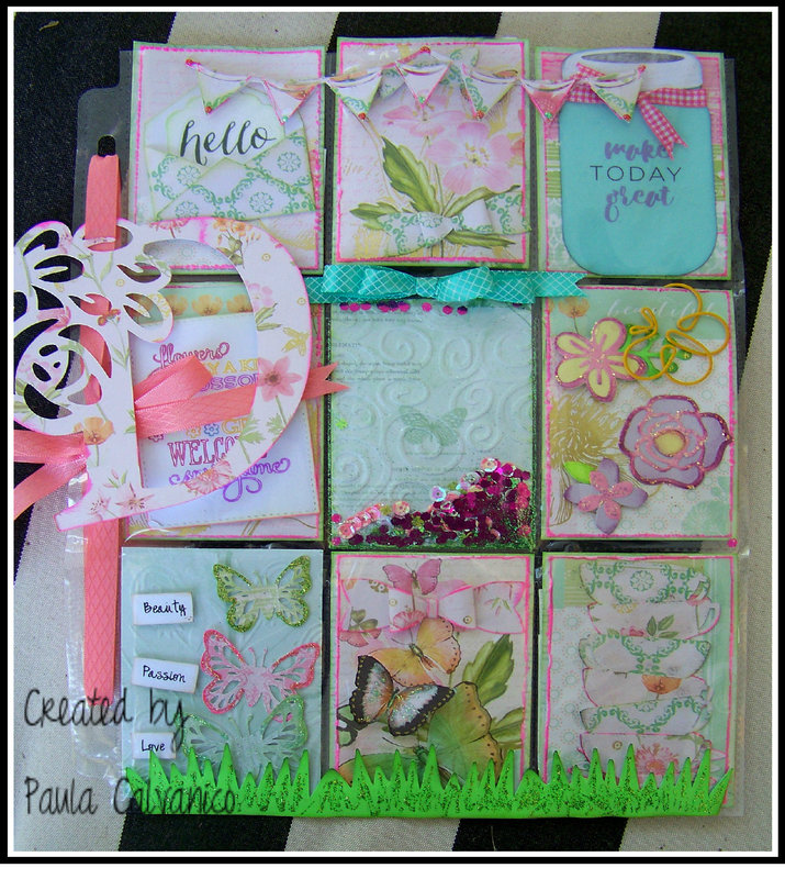 Spring Pocketletter