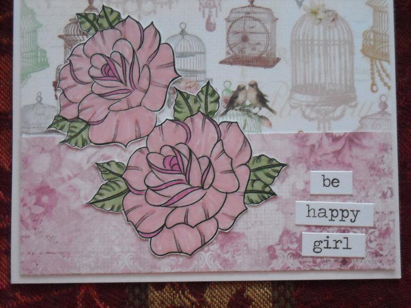 Be Happy Girl