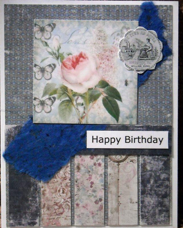 Happy Birthday (Floral)