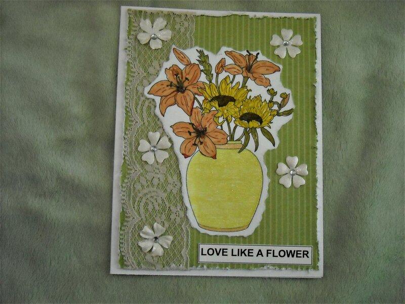 Love Like A Flower