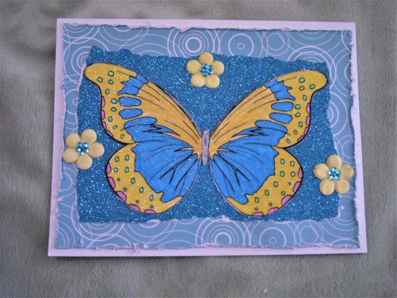 Elusive Butterfly