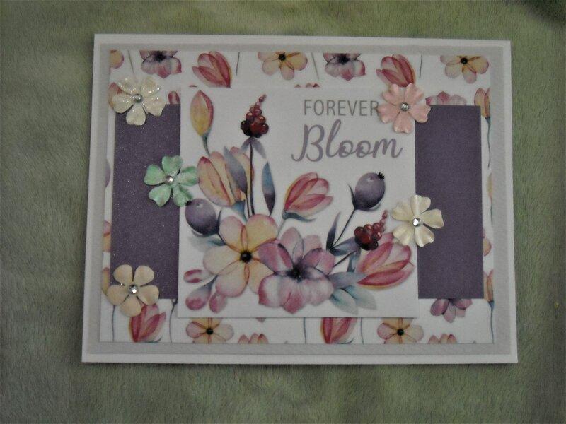 Forever Bloom #1