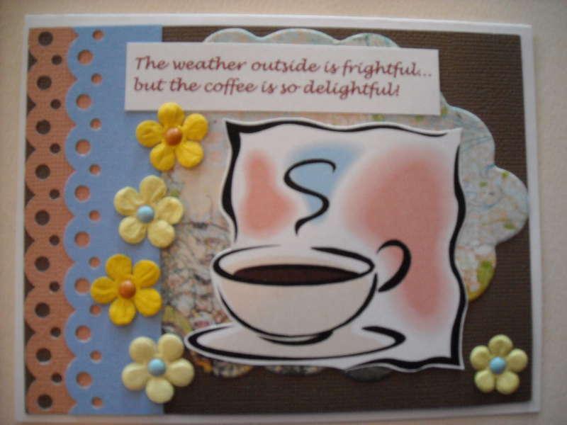 Coffee is so Delightful....