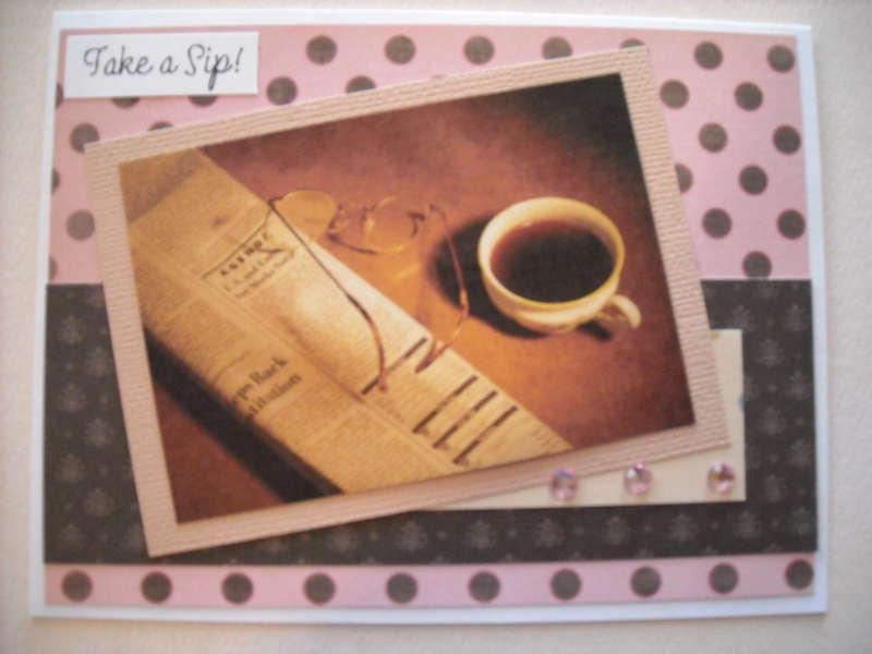 Take a Sip!
