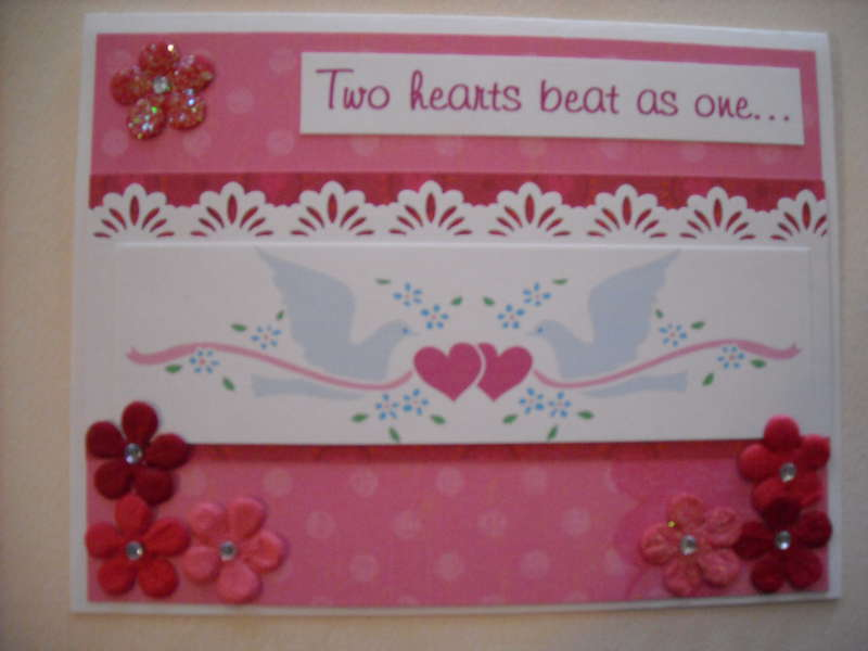 Two hearts beat as one