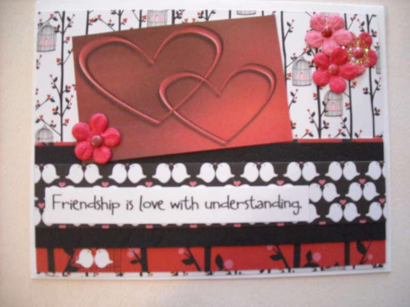 Friendship is love with understanding