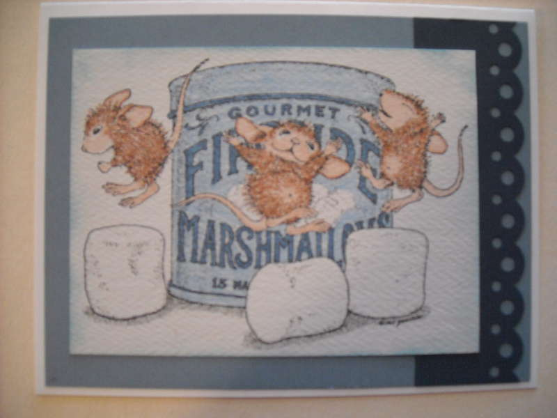 Marshmellow Mice