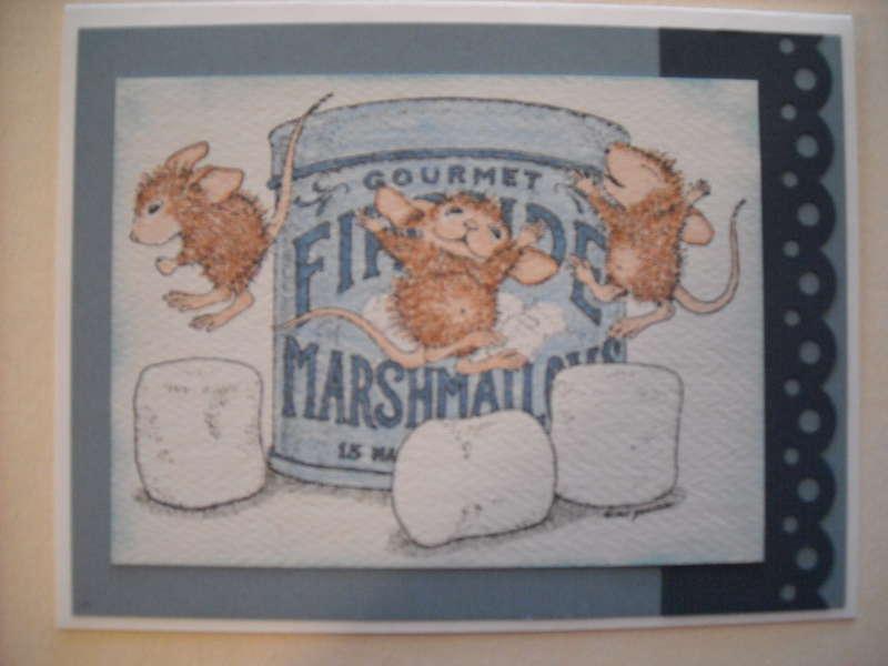 Marshmellow Mice