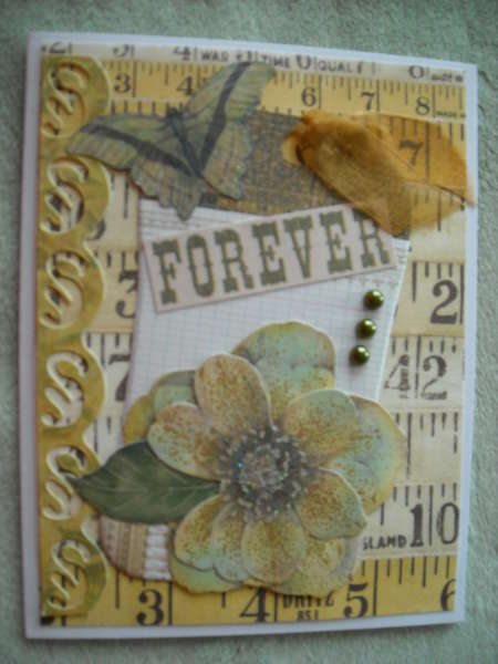 Forever Tag Card