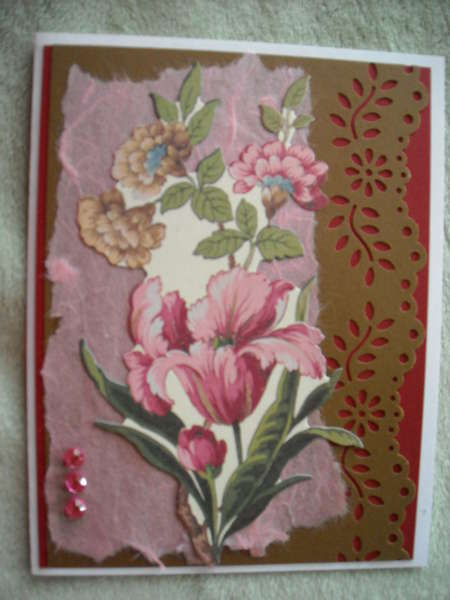 Pretty Papers, Pretty Flowers