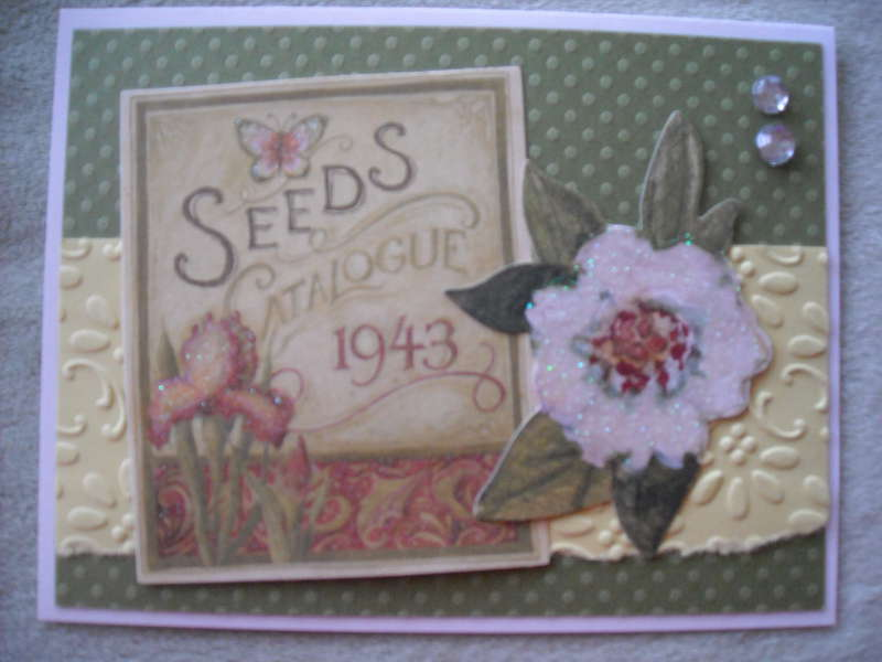 Seeds Catalogue 1943
