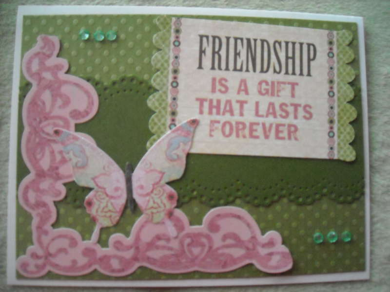 Friendship is a gift that lasts forever