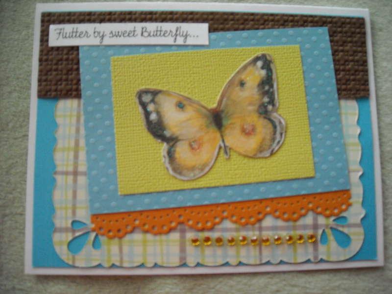 Flutter by sweet Butterfly