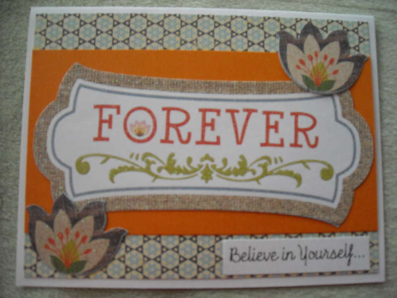 FOREVER  Believe in Yourself