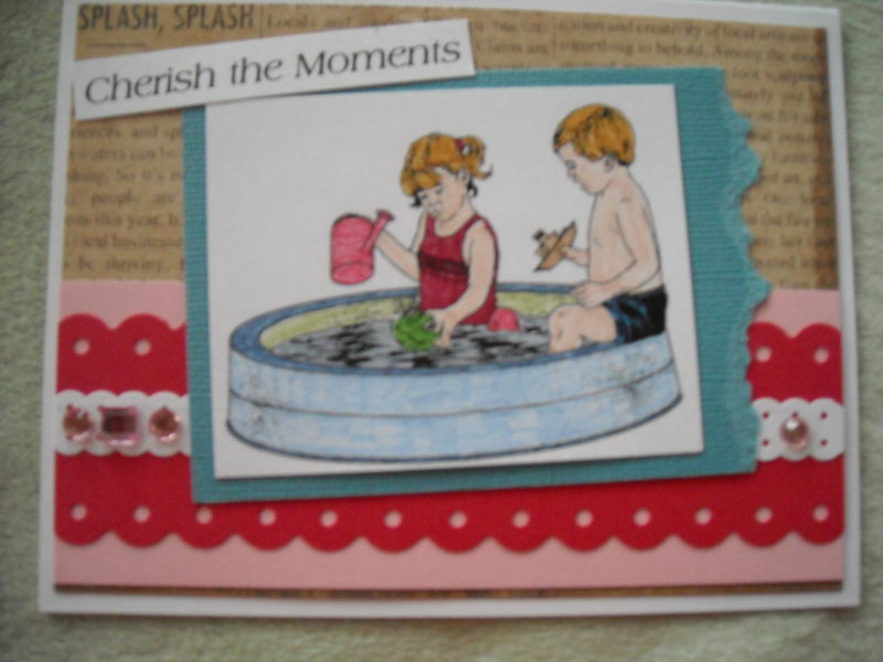 Cherish the Moments