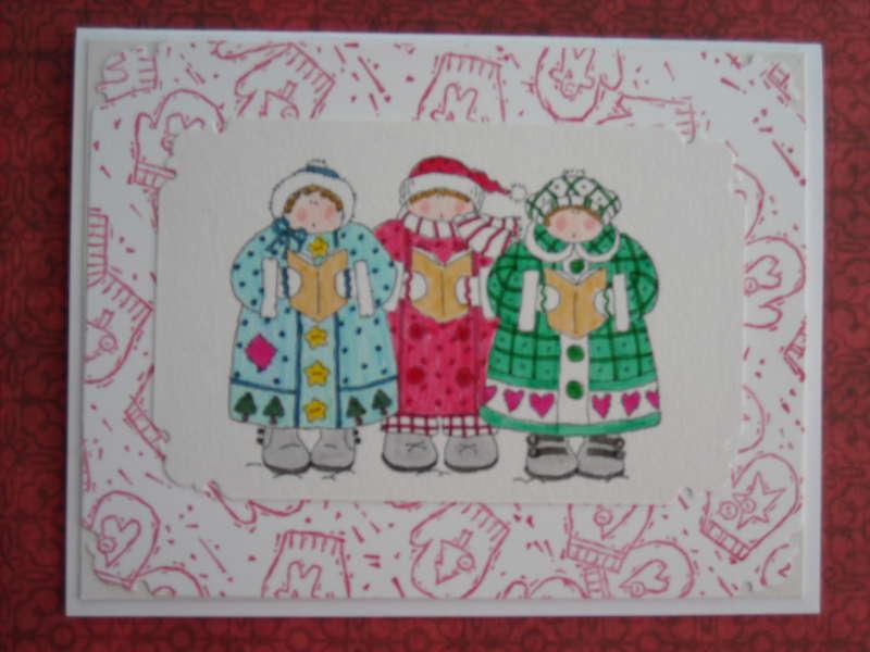 Christmas Carolers