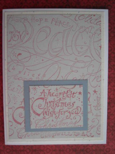 A heartfelt Christmas wish for you