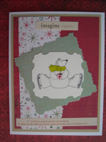 Imagine ~ The Polar Bear