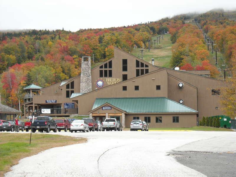 Bretton Woods Ski Area, Bretton Woods, New Hampshire