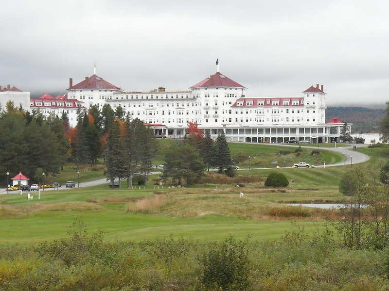 Mount Washington Resort at Bretton Woods, New Hampshire