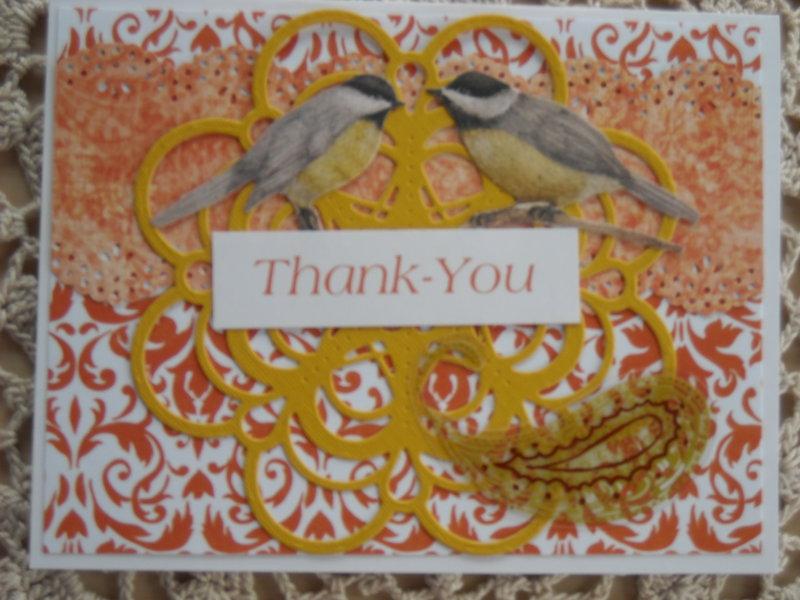 Birds Thank-You
