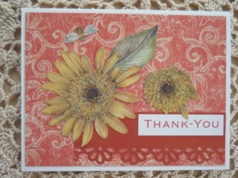 Floral Thank-You