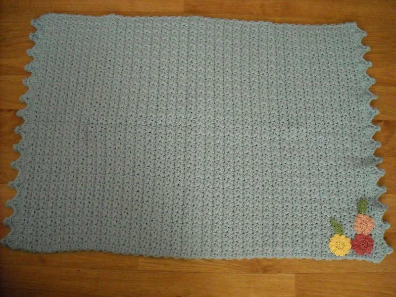 Crocheted Bathmat
