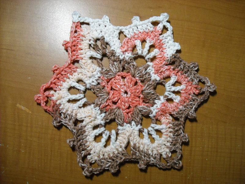 Crochet Hot Mat #1