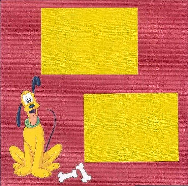 *MAW* - Disney - Pluto