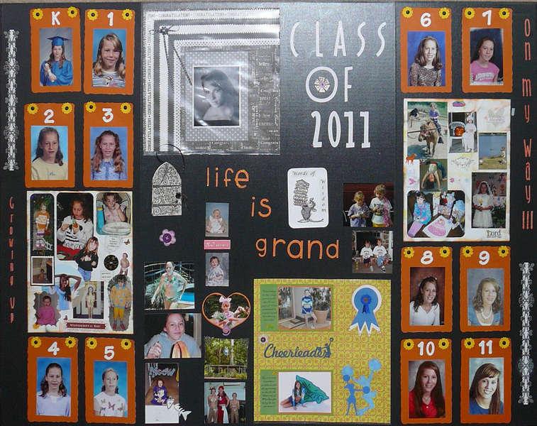 Graduate Display Board
