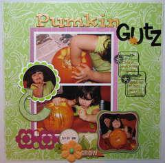 Pumpkin Gutz: Scarlet Lime March kit