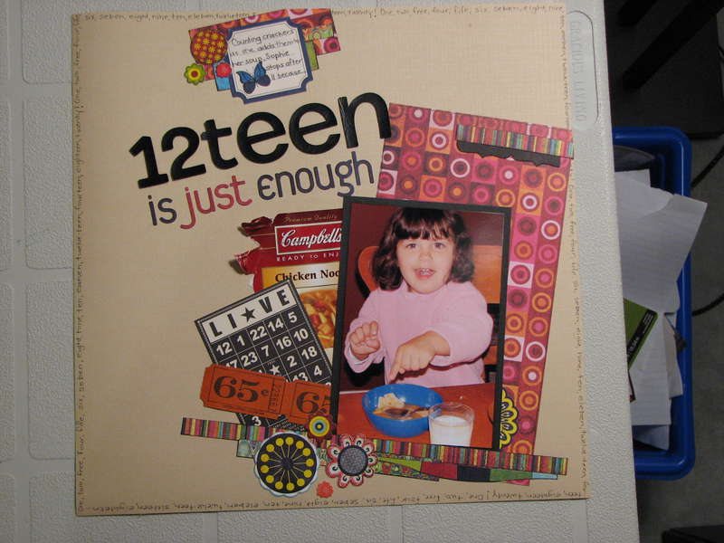 12teen is just enough