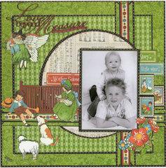 Love beyond Measure....Grandies Album