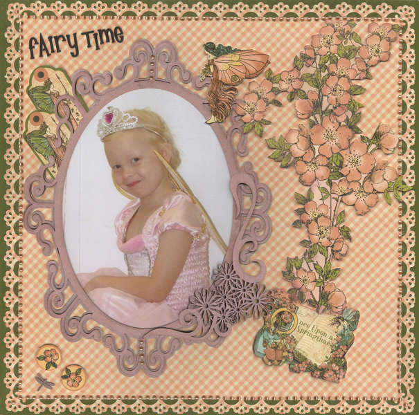 Fairy Time...Larnie,s Album
