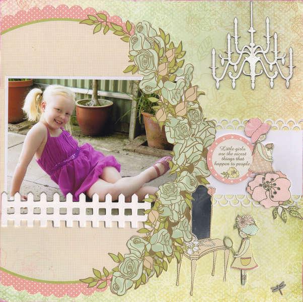 Little Girls....Larnie