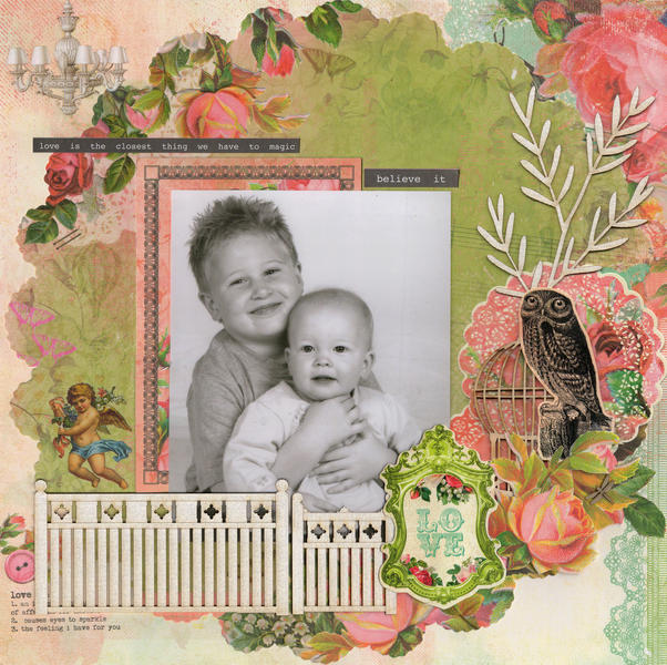 Love Is.Grandchildrens Album
