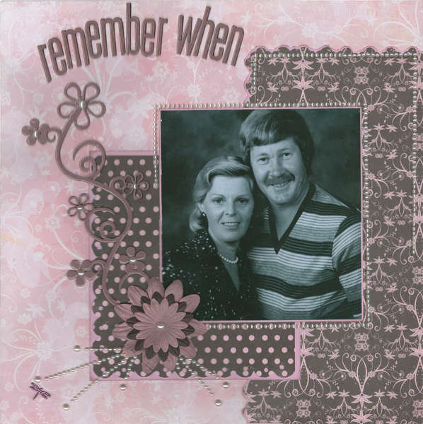Remember When, ALBUM PAGE.