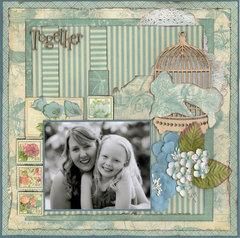 Together   Mother & Daughter