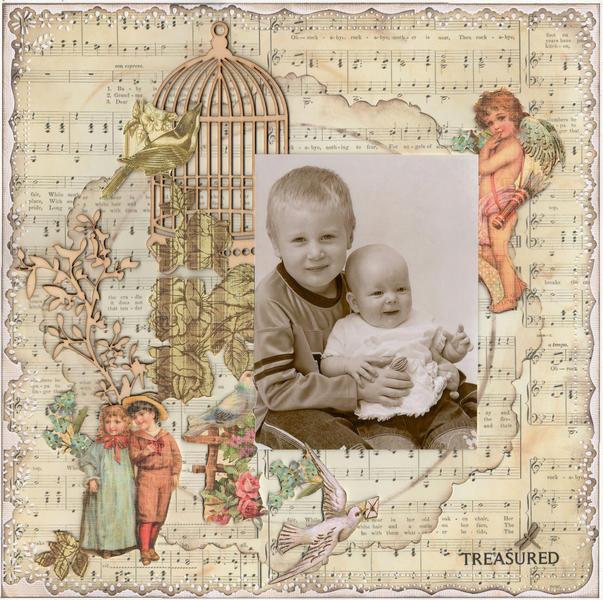 Treasured.....Grandies Album