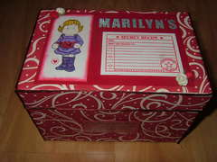 Another recipe box