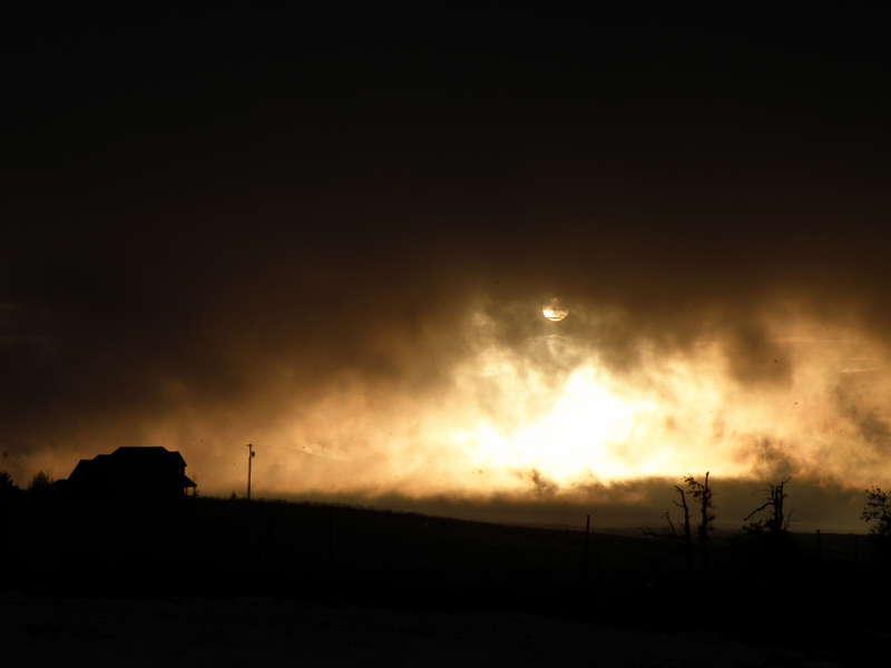 POD...JAN #7/15...Sun/Fog/Snow